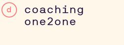 coaching one2one